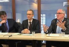 Questions à Laurent MERMET (AgroParisTech), François ROUSSEAU (Société française de prospective) et Rémi LALLEMENT (France Stratégie)