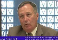 Questions à Serge Segura, sous-Directeur en charge du droit de la mer, du droit fluvial et des pôles au Ministère des Affaires étrangères