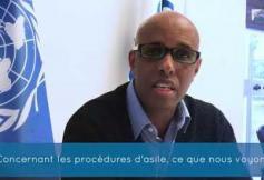 Questions à Kahin Ismaïl (UNHCR) - accueil demandeurs d'asile