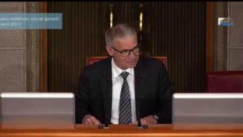 Second tour de l'élection présidentielle : appel à la mobilisation de Patrick Bernasconi, Président du CESE