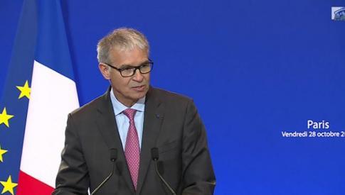Discours du Président Bernasconi - 70ème anniversaire de l'inscription du CESE dans la Constitution