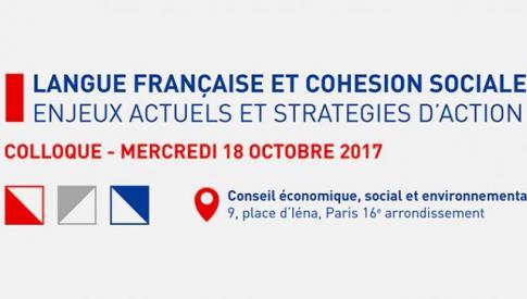 Langue française et cohésion sociale : enjeux actuels et stratégies d'action
