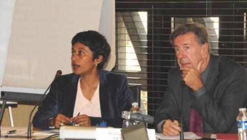 La délégation à l'Outre-mer auditionne Mme Éricka BAREIGTS