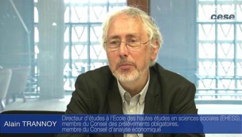 Questions à Alain Trannoy (EHESS)