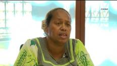 Interview de Jeannette Walewene (Nouvelle Calédonie) Violences faites aux femmes OM