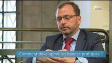 Questions à Michel ANDRE (UNICEM) - Commande publique
