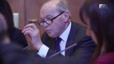Questions à Jacques TOUBON (Défenseur des droits) - politiques accueil demandeurs d'asile