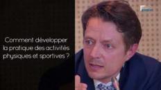 Questions à Julian JAPPERT (Think tank Sport et Citoyenneté) - Accès au sport