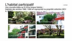 Audition de Michel BROUTIN (Associations Habitats participatifs) - qualité de l'habitat - cese