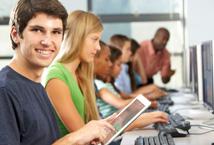 E-learning: a challenge for higher education